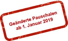 Alle Infos zur Reisekostenpauschale 2019